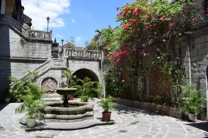 Découverte de Manille Intramuros