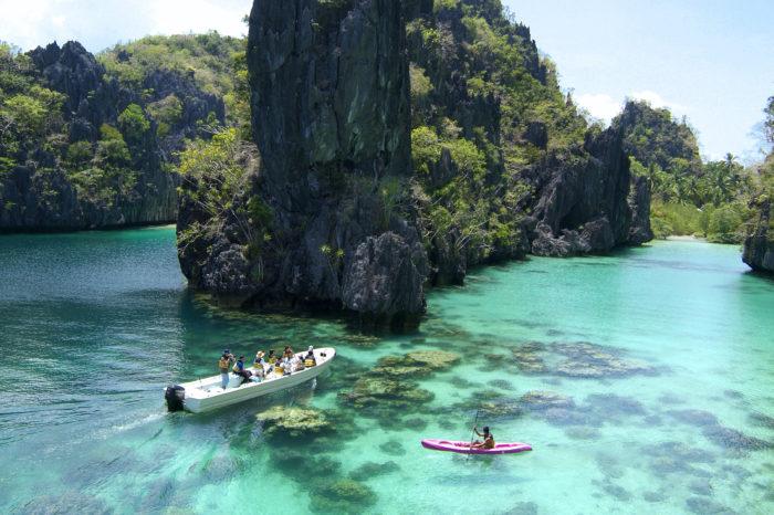 Palawan entre jungle et mer