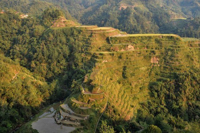 Cordillera & Visayas en groupe