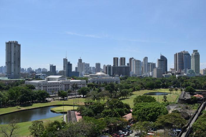 Autour de Manille