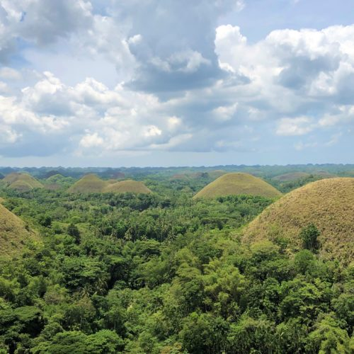 Rizières de Banaue et Bohol